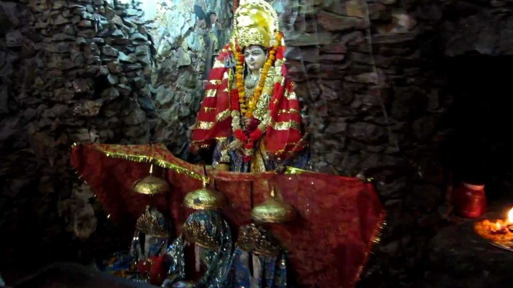 history of vaishno devi temple