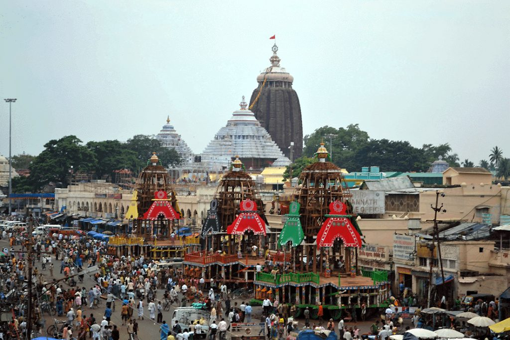 history of the great famous jagannath temple