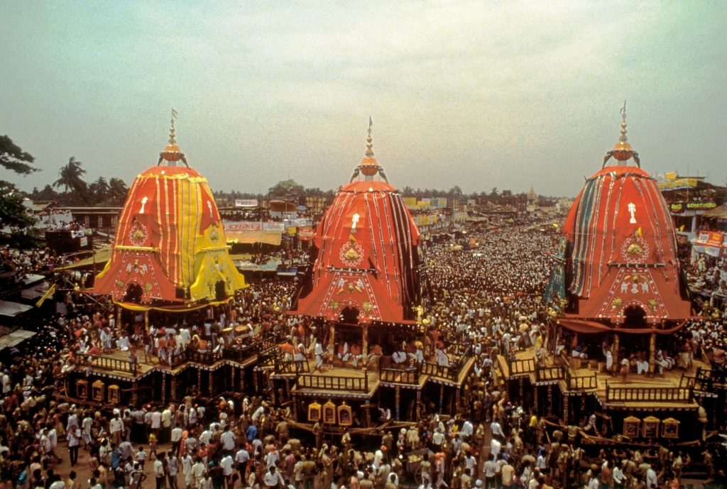 epic of great temple puri Jagannath