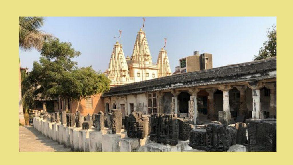 Prabhas Patan Museumnear Somnath temple