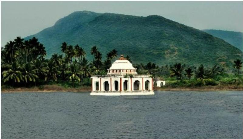 history of the famous simhachalam temple