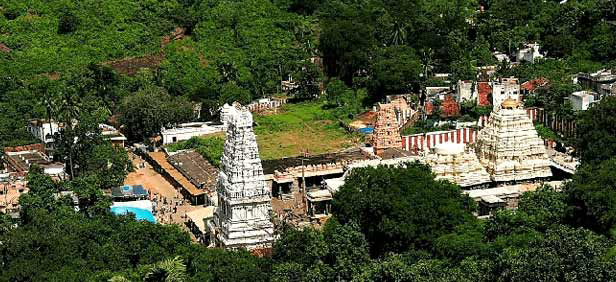 Epic of Simhachalam Temple