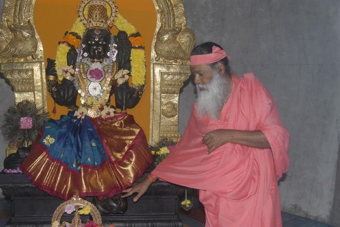 Devipuram Temple