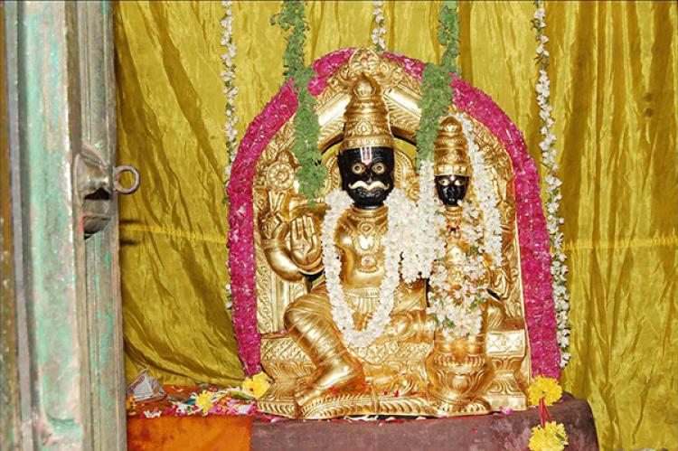 Sri Malyadri Lakshmi Narasimha Swamy Temple