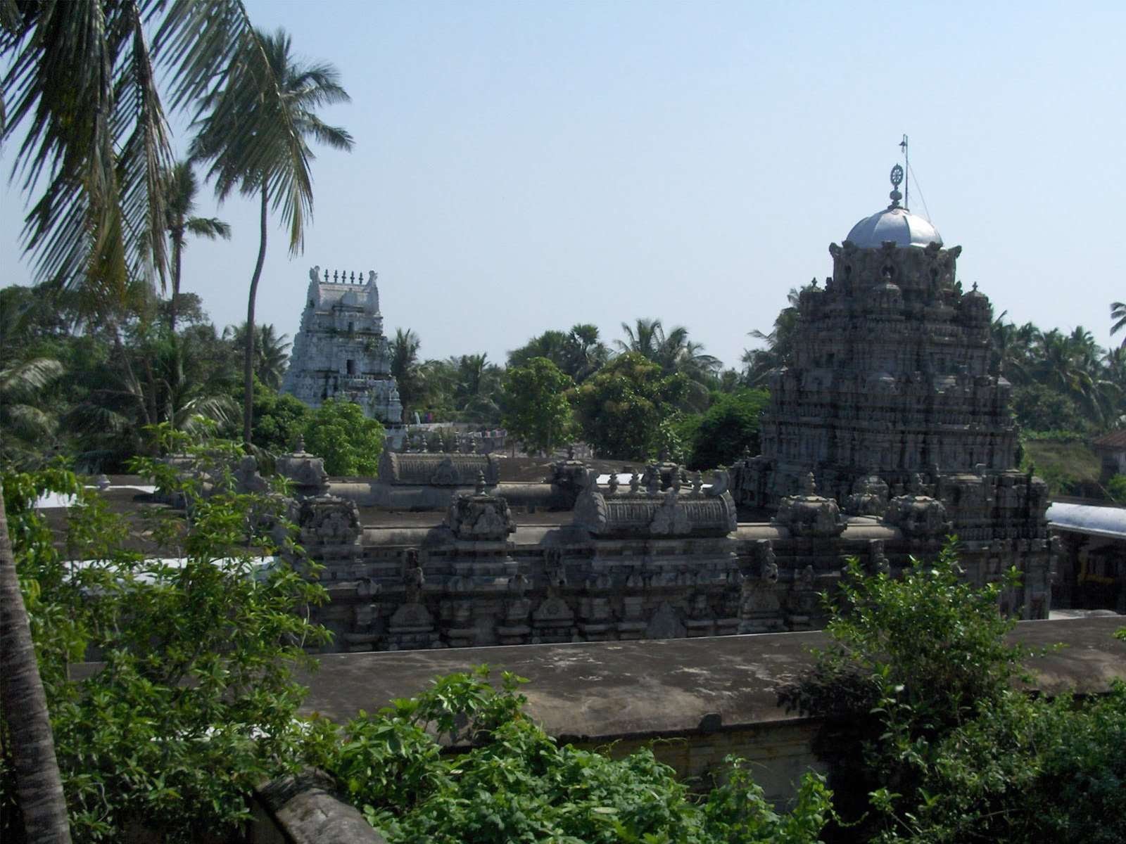 Sri Kurmanadha Temple Srikakulam