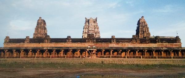 Kodanda Rama Swamy temple vontimitta