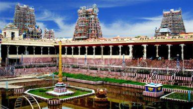 Seva Poojas Meenakshi Amman Temple