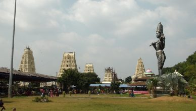 History of Dwaraka Temple