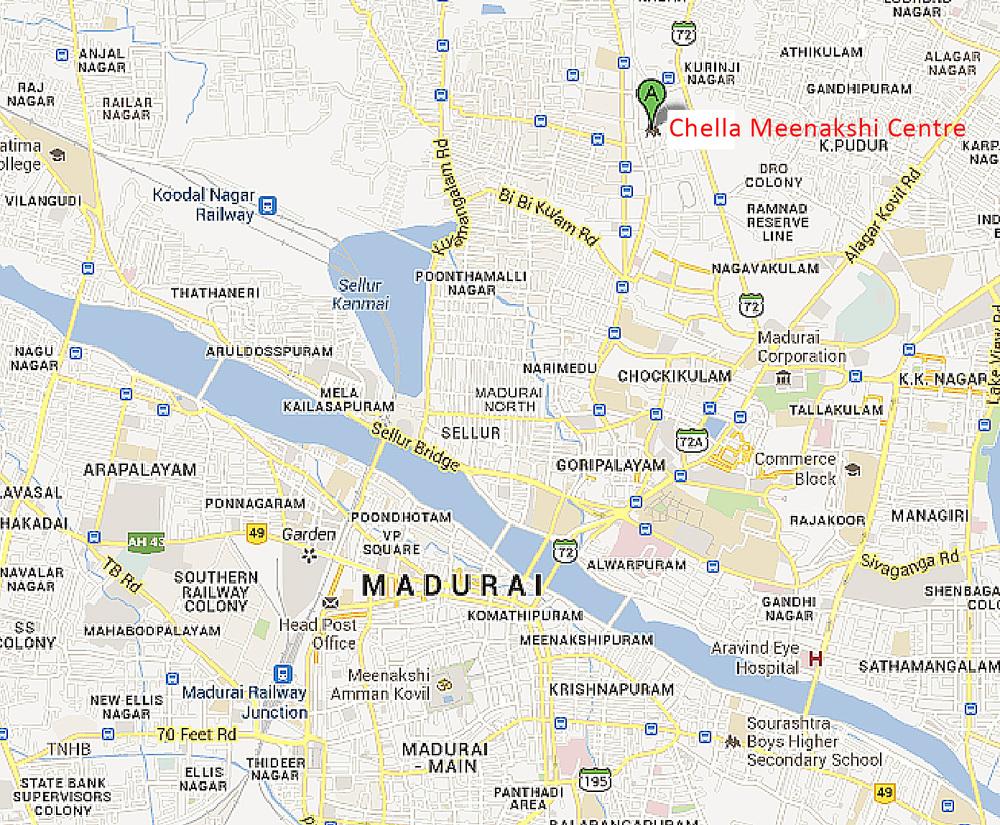 How To Reach Meenakshi Amman Temple, Madurai Tamilanadu