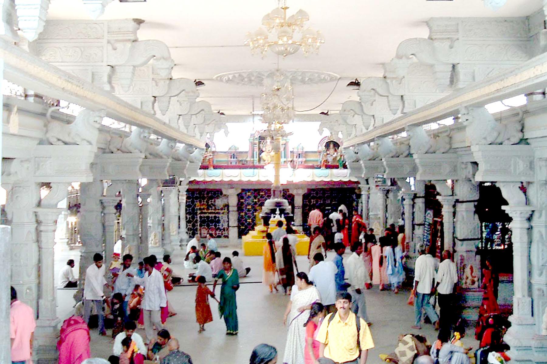 History of Kanipakam Vinayaka Temple