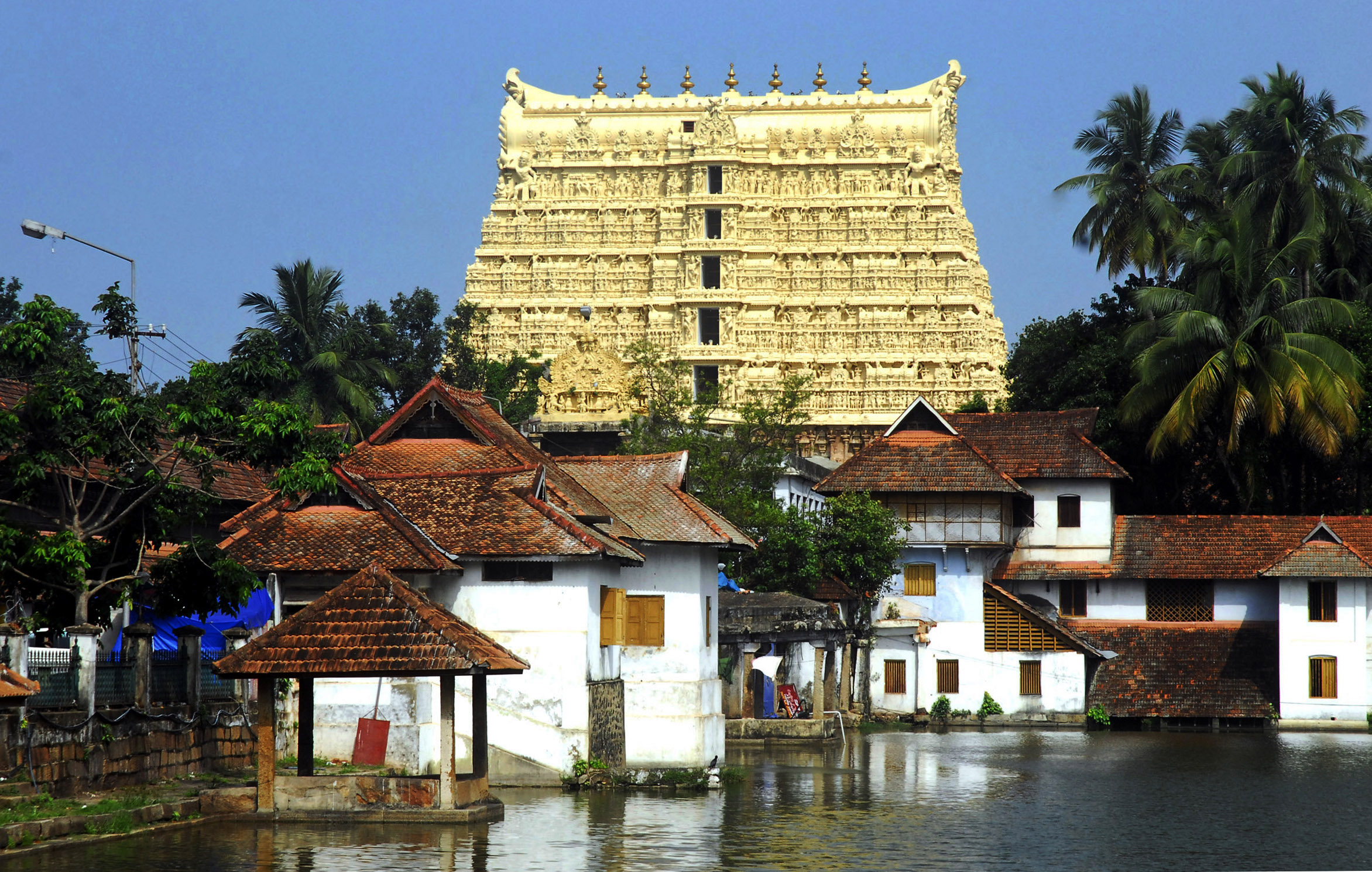 How To Reach Padmanabhaswamy Temple,Thiruvananthapuram Kerala