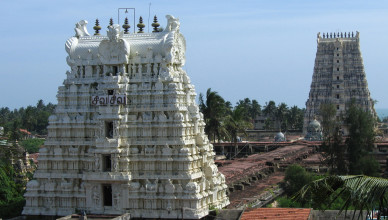 About Rameswaram Temple