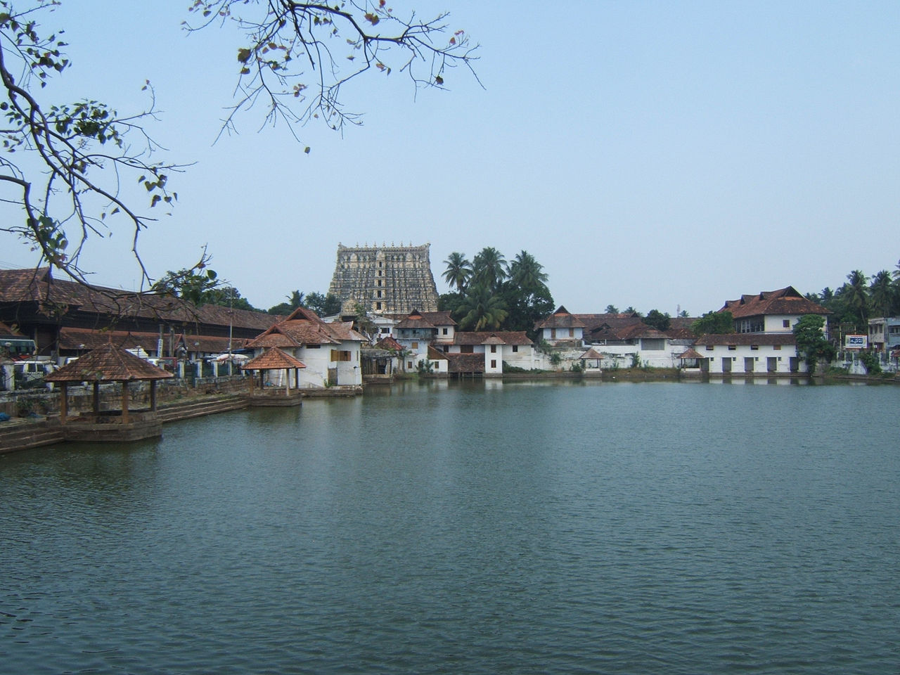 Visiting Places Near Padmanabhaswamy Temple,Thiruvananthapuram Kerala