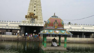 seva's & pooja timings of Kanipakam Temple