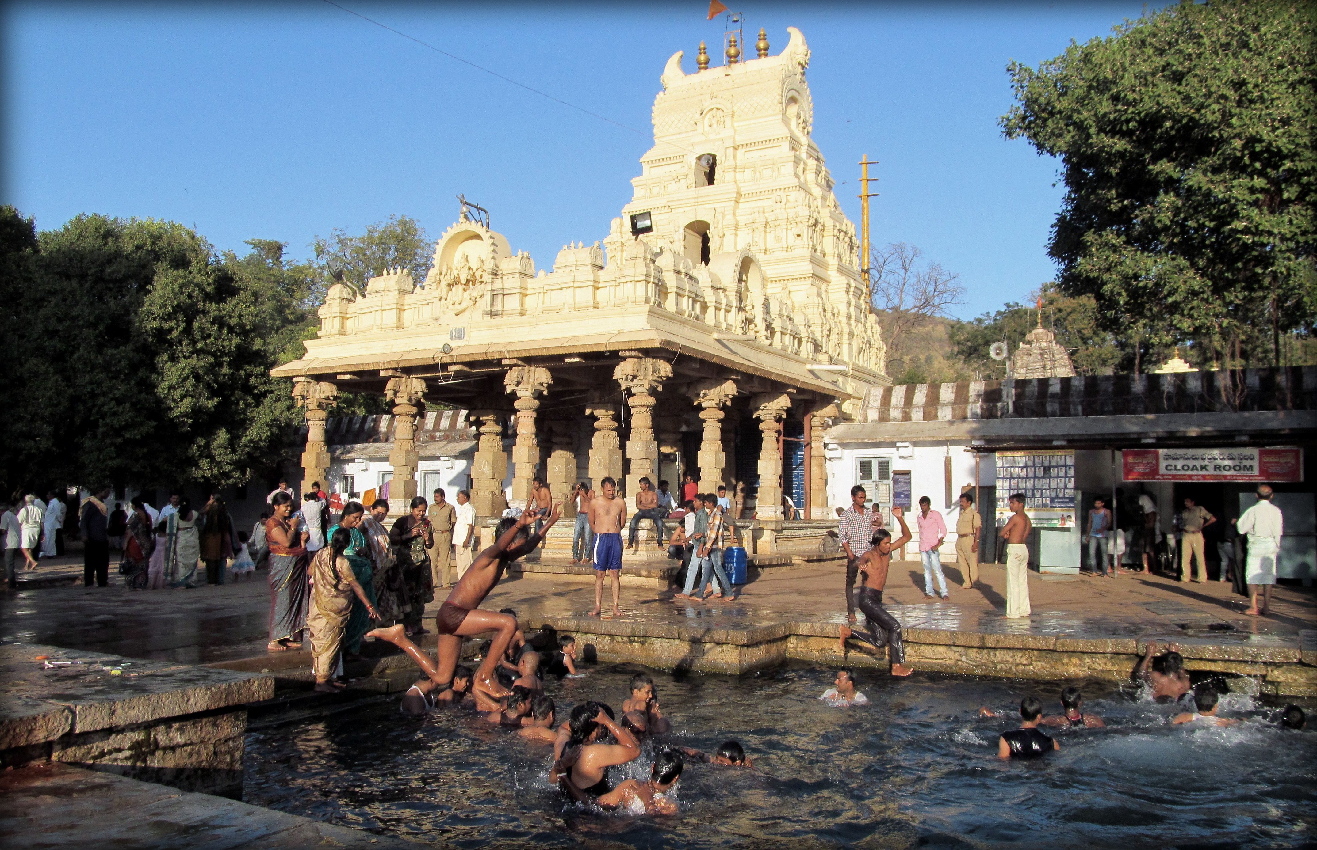 About Mahanandi Temple,Thimmapuram, Andhra Pradesh