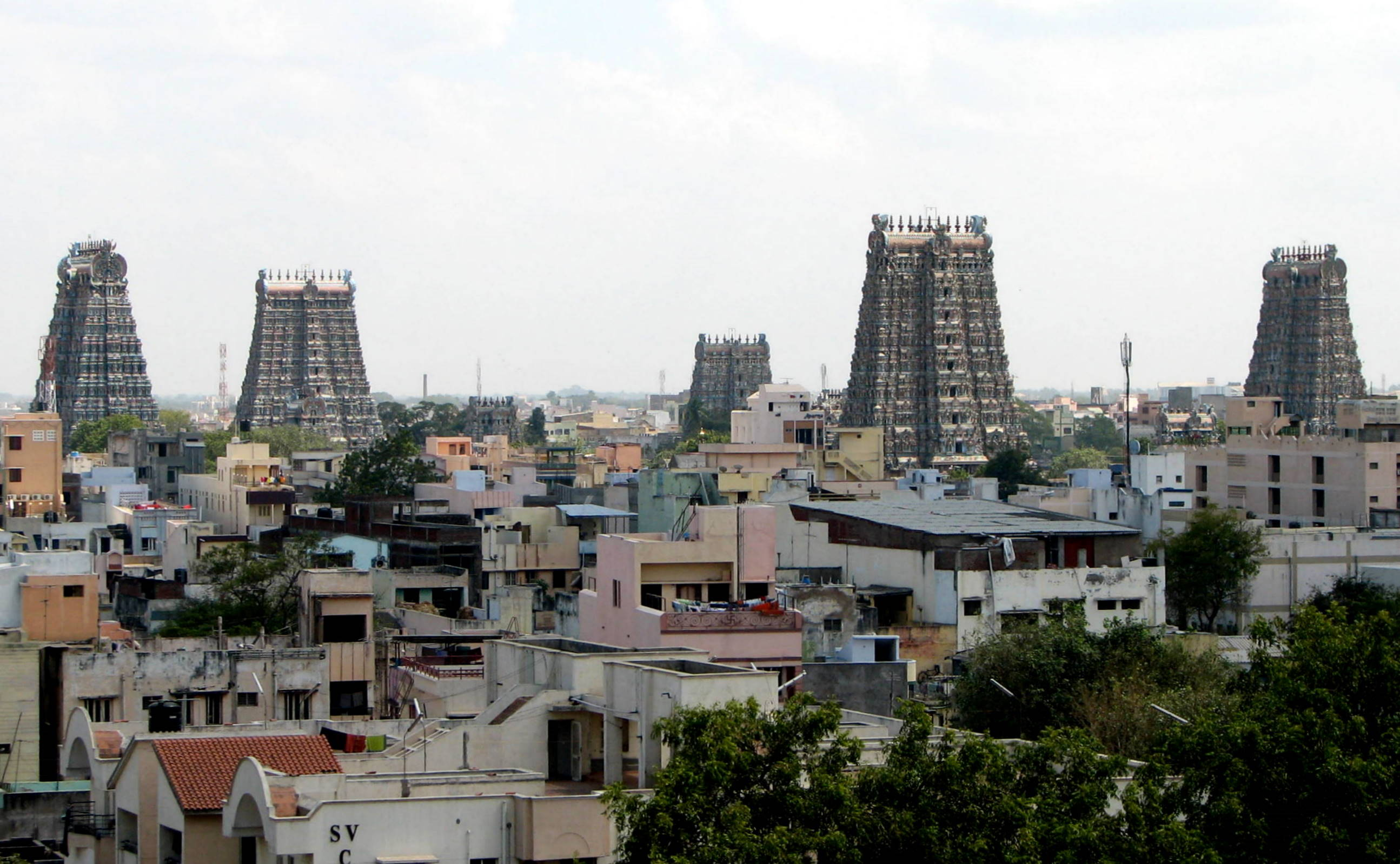 Places to Visit Near Meenakshi Temple Madurai