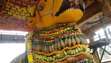 Puja's and Seva's of mahanandi temple