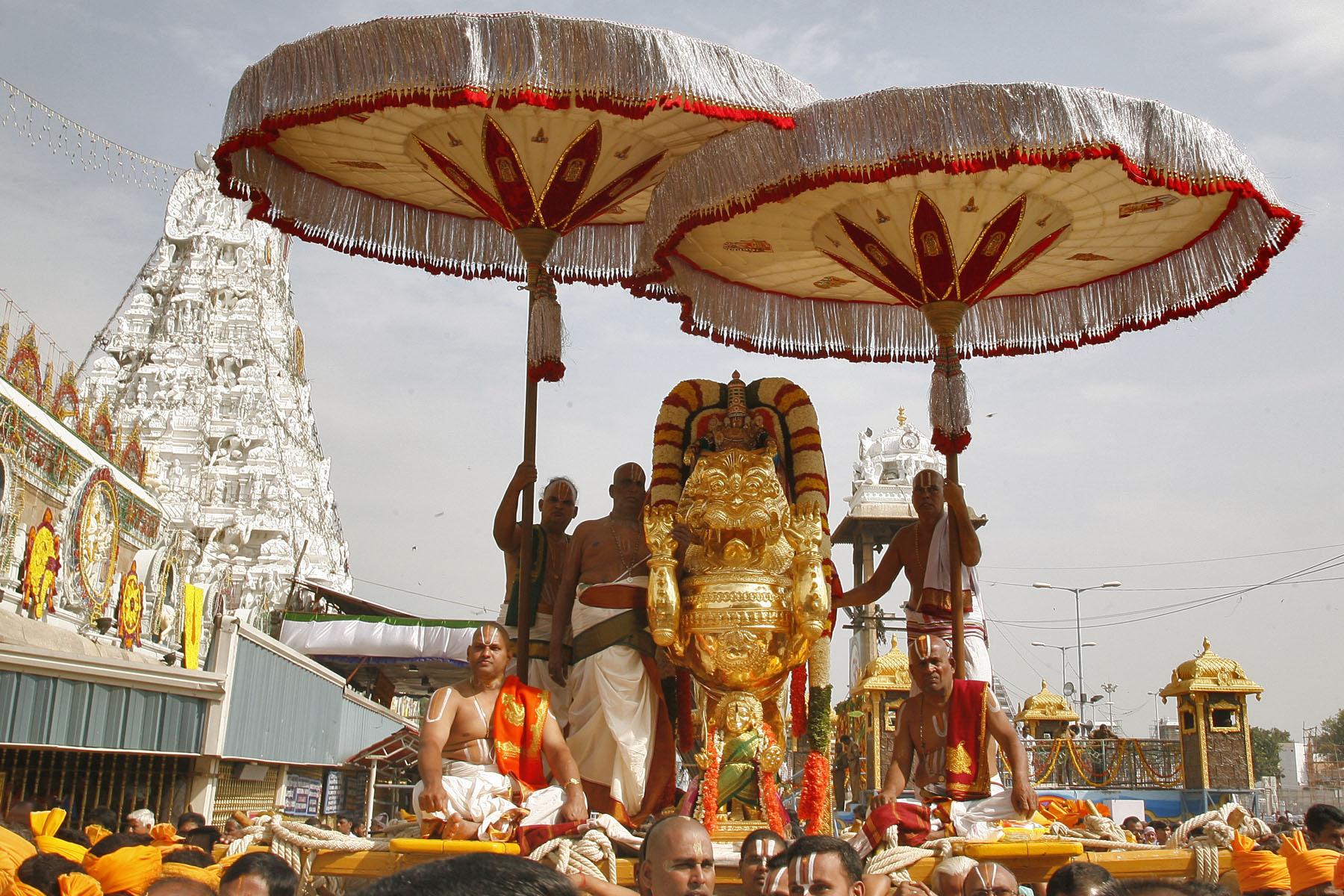 Best Places to Visit Nearby Tirumala Tirupati Devasthanam