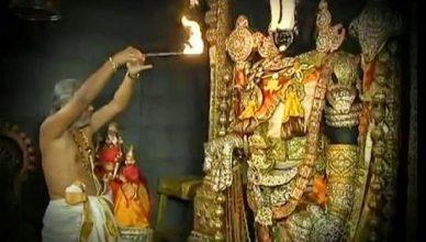 Sevas And Pooja's TTD