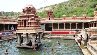Accommodation near Mahanandi temple