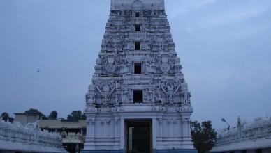 Accommodation at annavaram temple