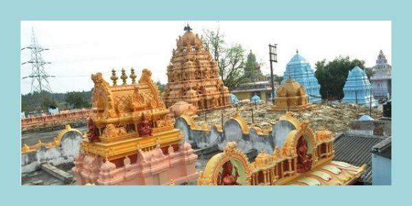 annavaram near temples