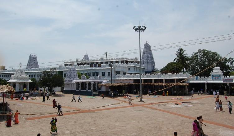 Visiting places near annavaram temple