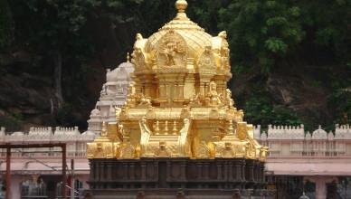 Epic story of kanaka durga temple