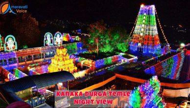 History of kanaka durga temple