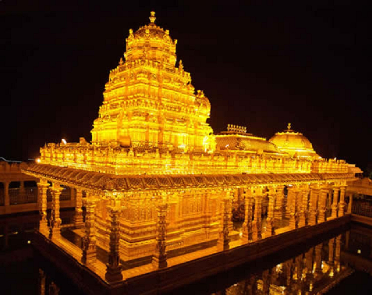 About Golden Temple, Vellore Tamil Nadu
