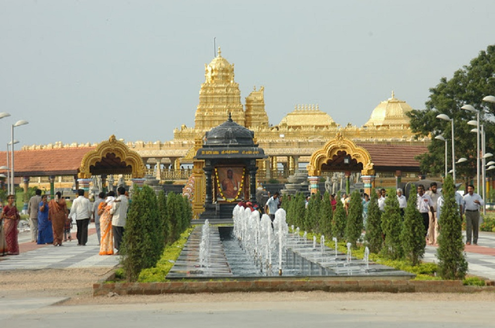 Accommodation Facilities At Golden Temple,Vellore Tamil Nadu