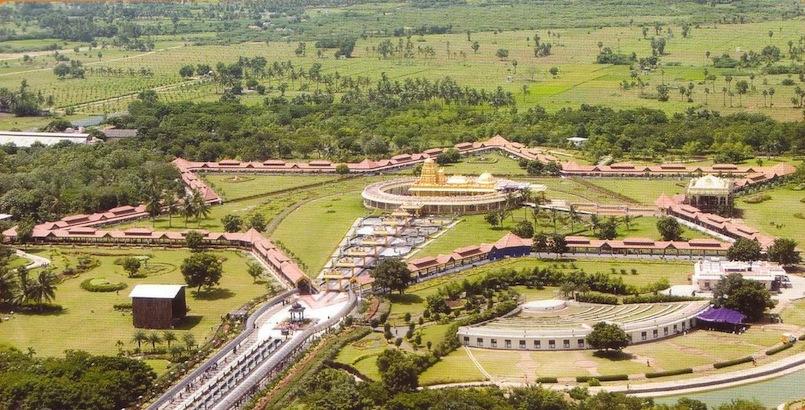 History of Sripuram Golden Mahalaxmi Temple,Vellore Tamil Nadu