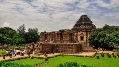 Accommodation in Konark