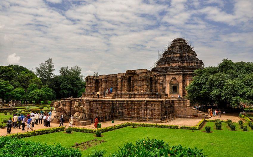 Accommodation in Konark Temple At Odisha