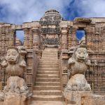 Epic of Konark Temple At Odisha
