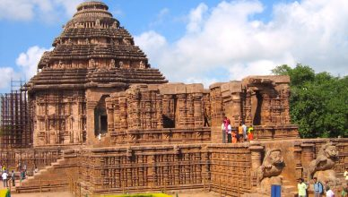 About Konark temple