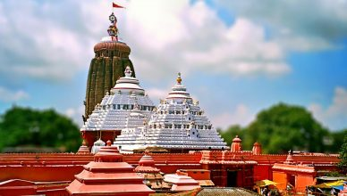 about famous jagannath temple