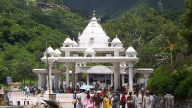 about vaishno devi temple