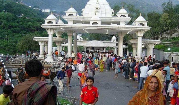 history of vaishno devi temple