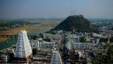 how to reach srikalahasti temple