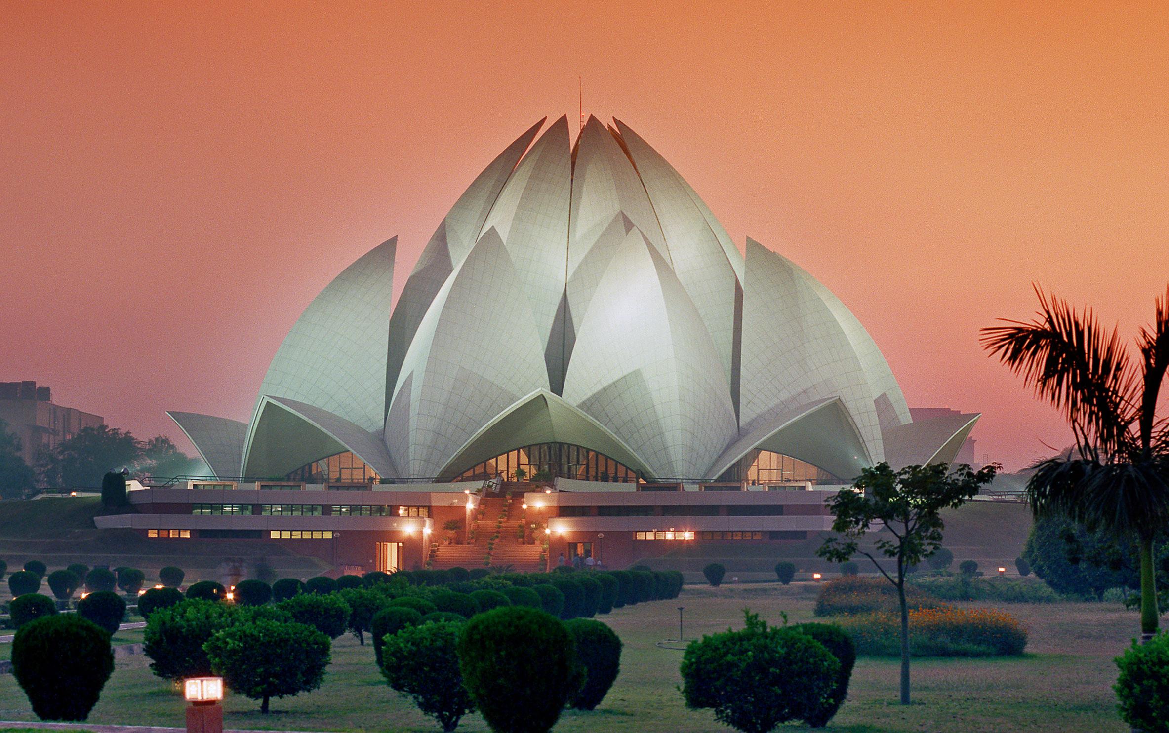 How to Reach Lotus Temple, Delhi