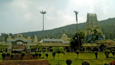How To Reach Simhachalam Temple