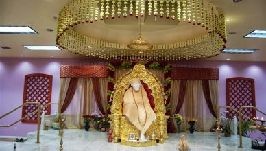 how to reach shiridi sai baba temple