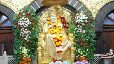 history of great temple shiridi sai baba