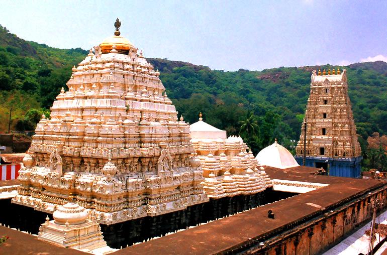 Epic of Simhachalam Temple,Visakhapatnam Andhra Pradesh