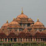 Accommodations in Akshardham Temple at Gandhinagar