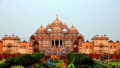 About Akshardham Temple