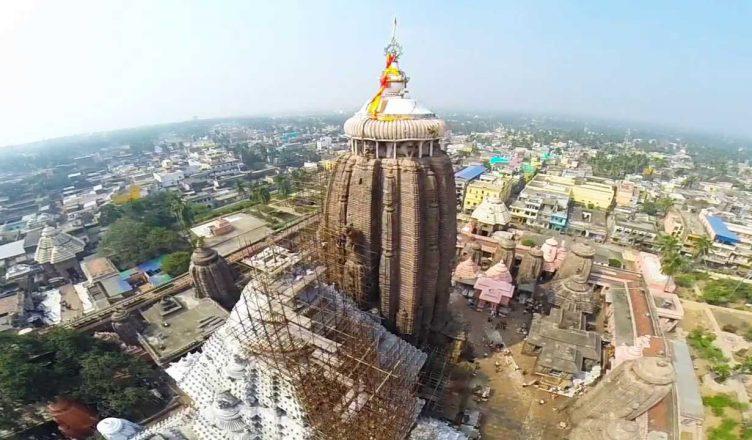 epic of great temple puri Jagannath