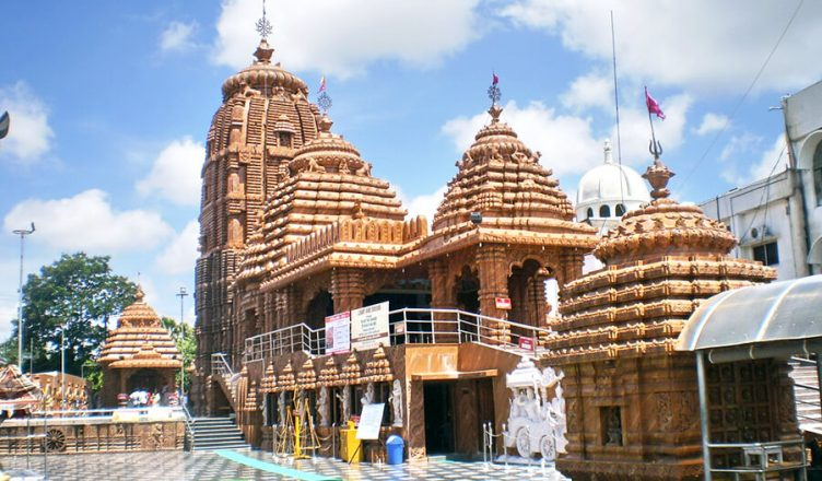 history of great famous jagannath temple