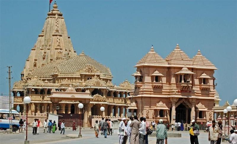 Epic of Somnath Temple ,Gir Somnath Gujarat